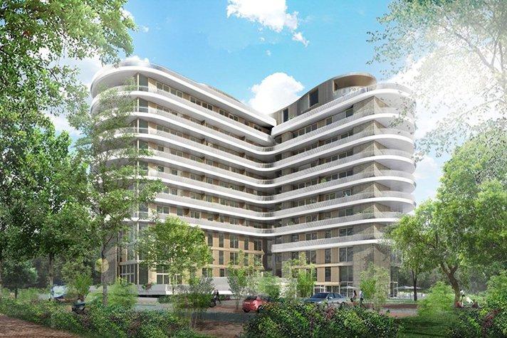 TD building Eindhoven