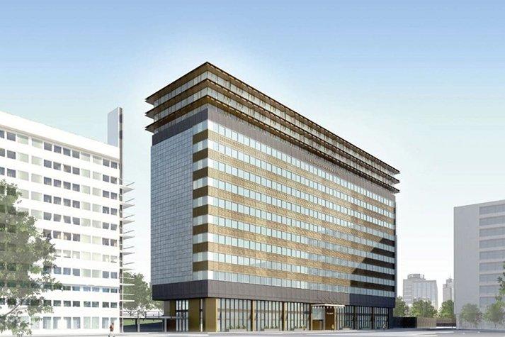 Europahuis project design