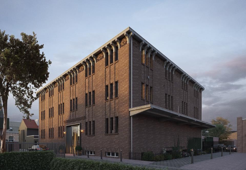 't Pakhuis Tilburg interieur project
