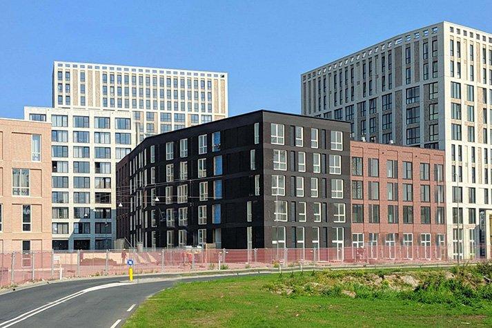 Holland Park project design