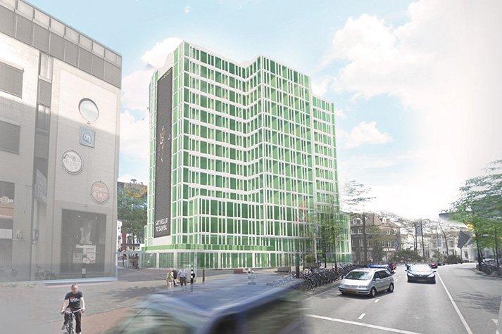 Groene Toren Projectinrichting